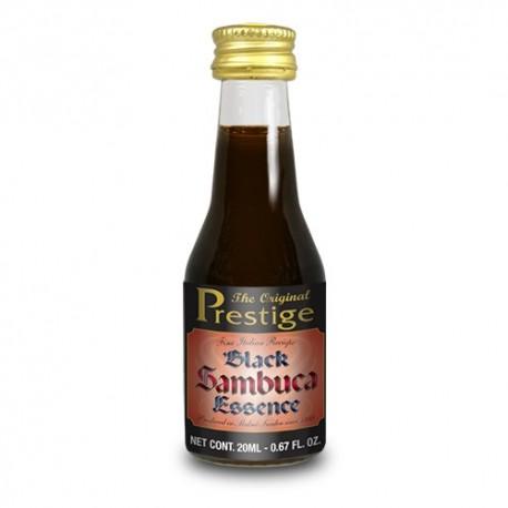 Prestige Black Sambuca esmė 20ml