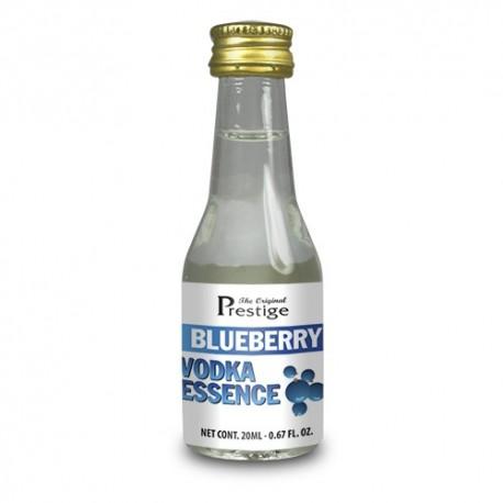 Esencija 20 ml mėlynių mėlynių degtinės 750 ml