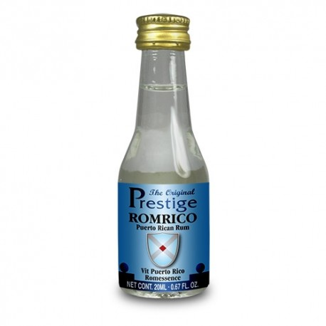 Prestige Puerto Rican Rum esm? 20ml