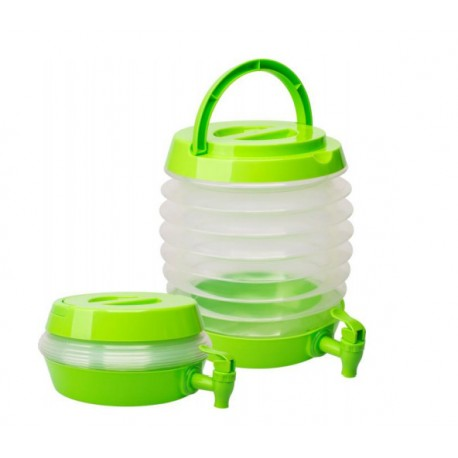 Collapsible beverage dispenser 3,5L