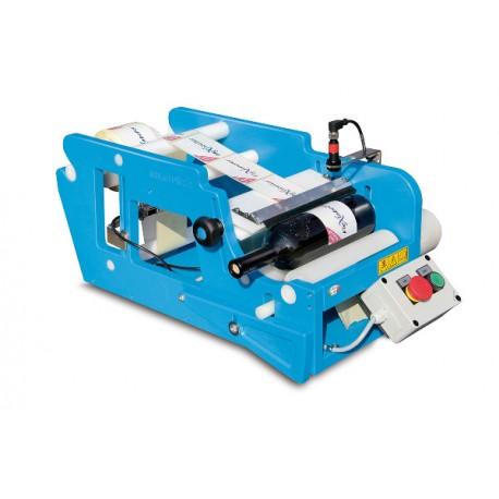 Halbautomatische Etikettenauswurfmaschine FleXlabeller PE-E