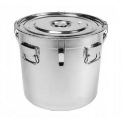 Nerūdijančio plieno fermentavimo bakas 60L