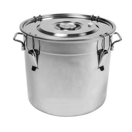 Stainless fermenter 30L