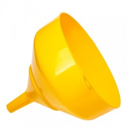 Plastmasas piltuve ?20cm ar augstu malu