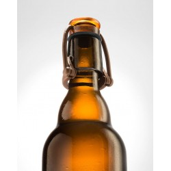 Beer bottle 500ml with cork (1920pcs.)