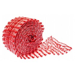Meat netting - string netting 22cm/4m (125°C)
