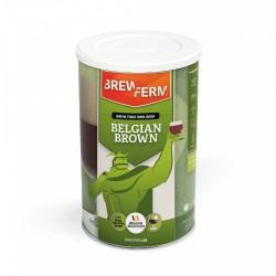 Al? salyklo ekstraktas BREWFERM Belgian Brown u? 15L