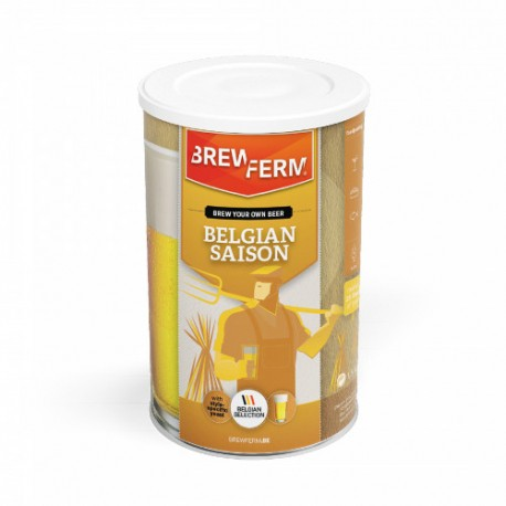 Brewferm beer kit Belgian Saison for 15L