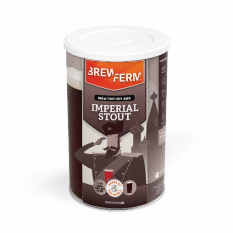 Brewferm beer kit Imperial Stout for 9L