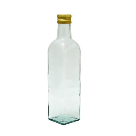 Bottle MARASCA 750ml with metal screw cap