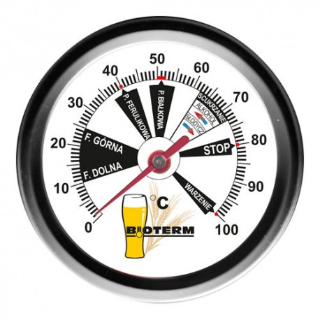 Termomeetrit õlu 0°C - +100°C