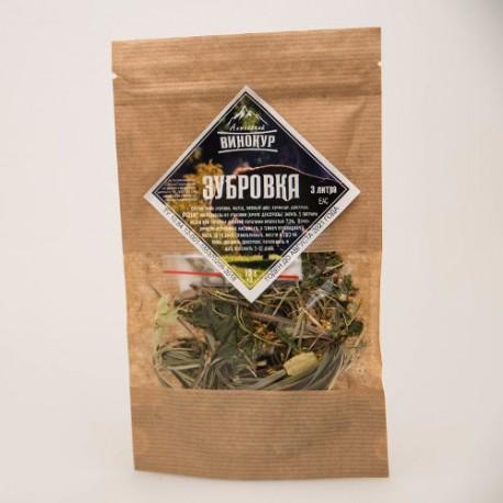 Taste additive for distillates - Zubrovka 15g for 3L