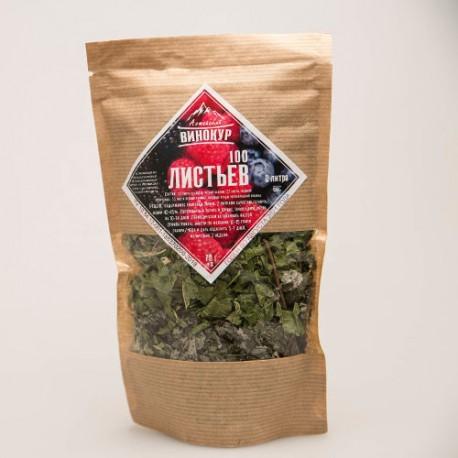 Taste additive for distillates - 100 leafs 70g for 2L