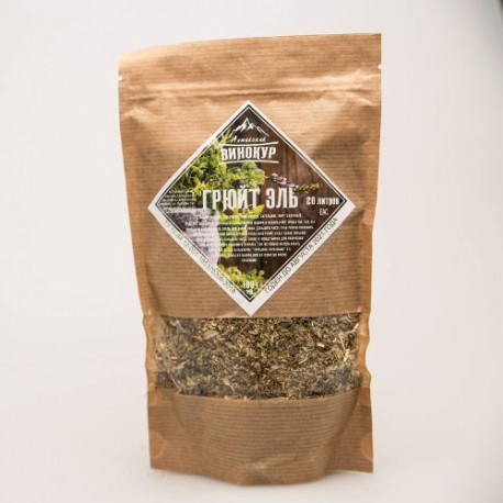 Taste additive for beer - Gruit ale 100g for 20L