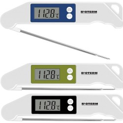 Digital food thermometer -10°C to + 200°C