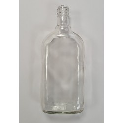 Glass bottle 0,5L with a thread (10 pcs.) ?28mm