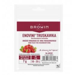 Wine yeast ENOVINI Strawberry 7g