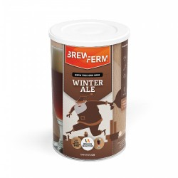 Beer kit BREWFERM Winter Ale for 7L ABV: 6,8%