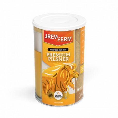Beer kit BREWFERM Premium Pilsner for 12L ABV: 6.5%