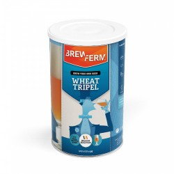 Beer kit BREWFERM Wheat Tripel for 9L ABV: 8%