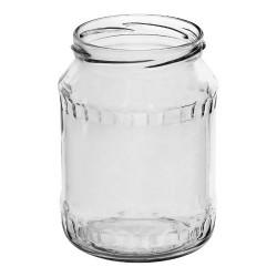 Klaasist purki, 720 ml, kaanega, ja kaas (6tk.)