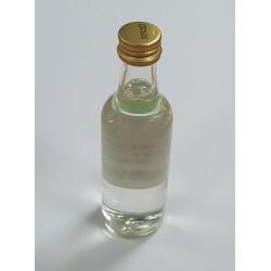 Das Pfirsicharoma lag in der Vene bei 20 l