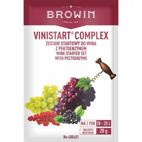 Vinistart Complex - Weinstarter Set 20g