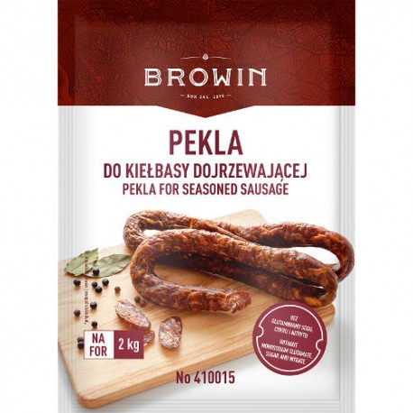 Herb and spice mixture for cold smoked sausages 60g