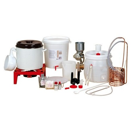 Brewery kit SUPERIOR 27L (gas) 8,5 kw