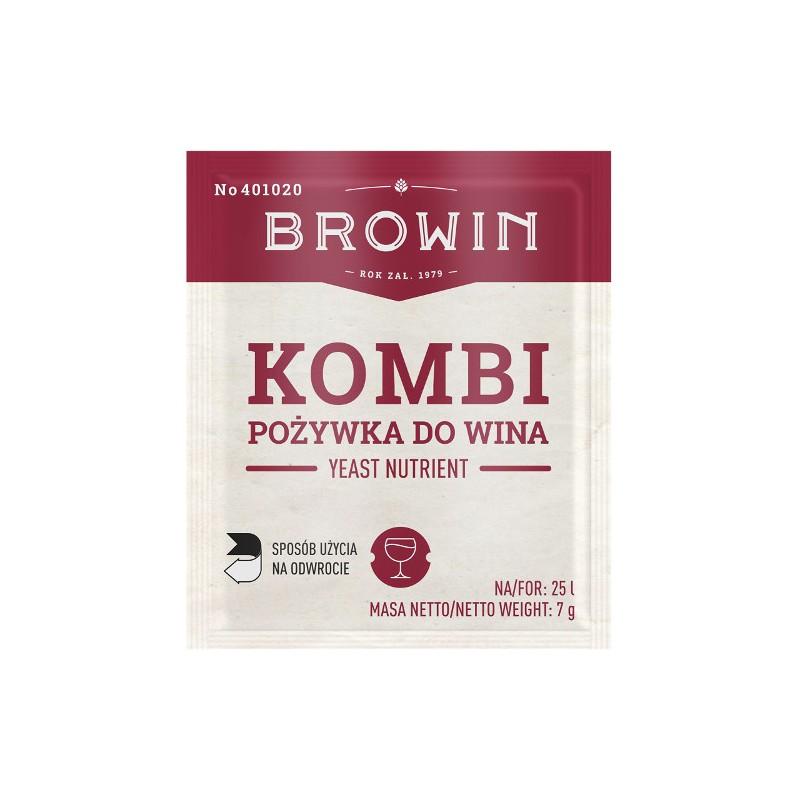 Wine yeast nourishing environment KOMBI 7g