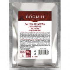 Potassium saltpeter for curing meat 100g
