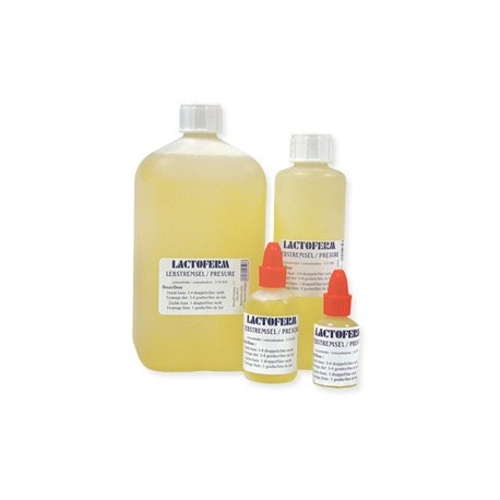 Renin for renneting cheese LACTOFERM 250 ml