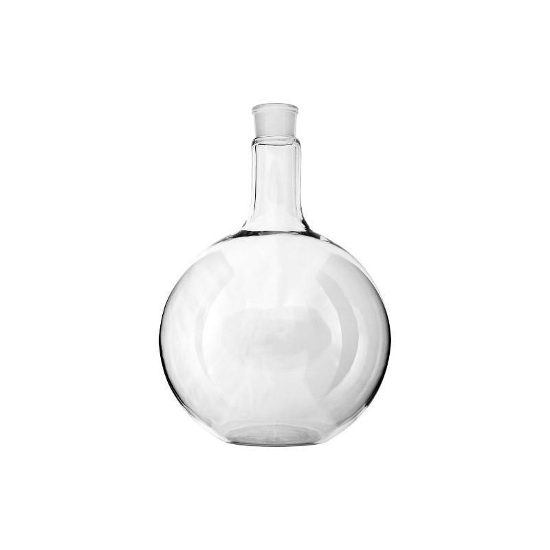 Stikla kolba destilācijai 10L