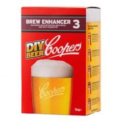 Raudzēšanas uzlabotājs Coopers Brew Enhancer 3, 1kg