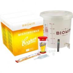 Komplekts alus pagatavošanai Mikro Browar ECO 2