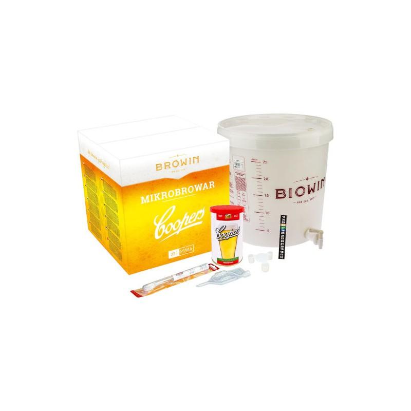 Kit for brewing Mikro Browar ECO 2