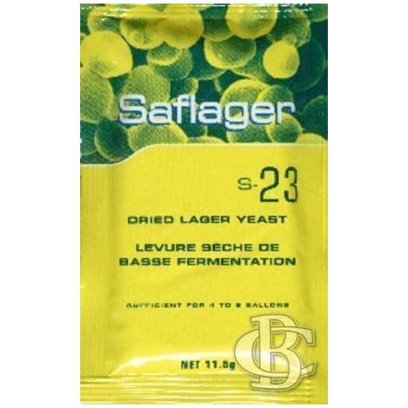 Kuiv õllepärm SAFLAGER S-23 11,5g