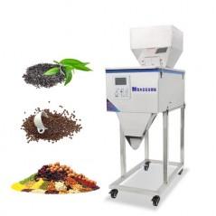 Pusautomātiskā granulu un pulvera svēršanas un fasēšanas iekārta