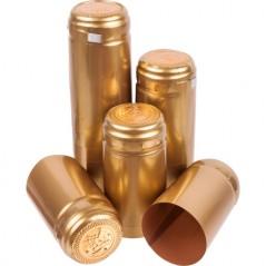 Veinipudelite korgid (kuldsed, rebitava ülaosaga) 100tk.