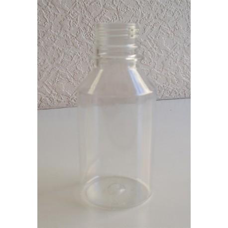 PET butelis 120 ml NF2 - Ø28 mm