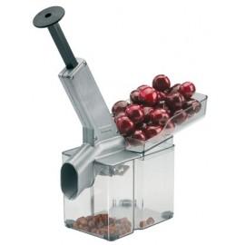 Mehāniskā ierīce ķiršu kauliņu izspiešanai KIRSCHOMAT 15 kg/h