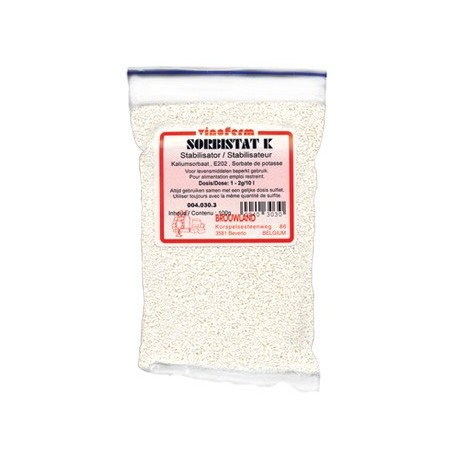 Potassium sorbate VINOFERM sorbistat 1 kg