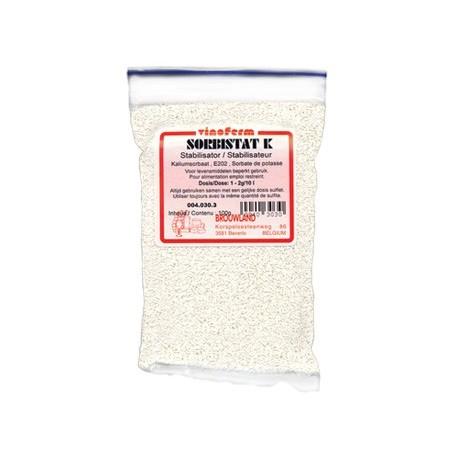 Potassiumsorbate VINOFERM sorbistat 100 gr