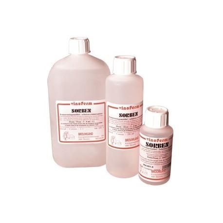 Saugnapf VINOFERM 1 Liter