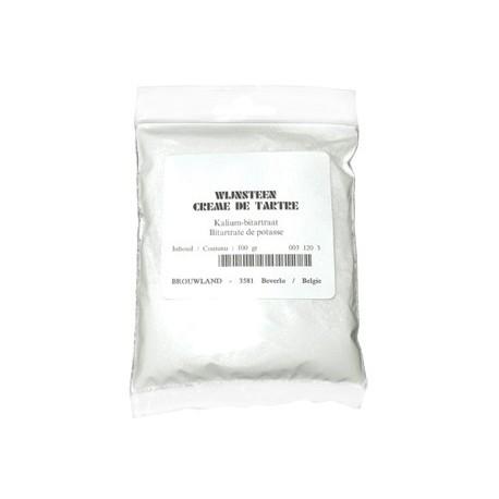 Wine clarifier - tartar kaliumbitartrate 1 kg
