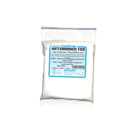 deacidifier FBN VINOFERM 100 gr