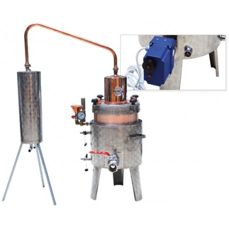 distilling unit SUPER 25 electric
