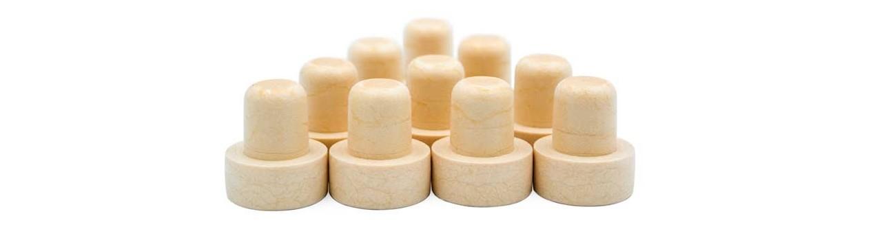 Decorative corks