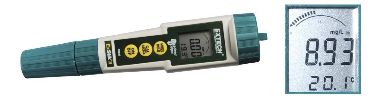 Oxygen measurement