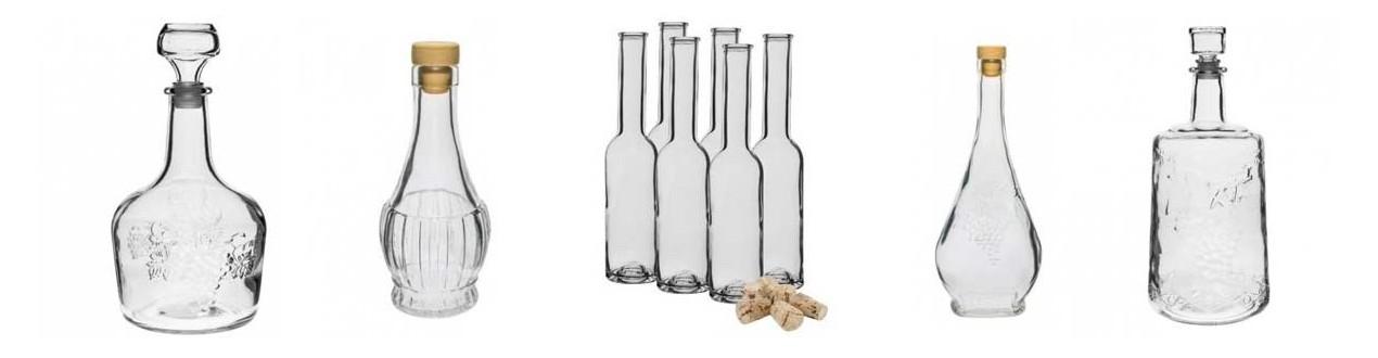 Dekoratīvās pudeles